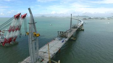 Ecco HZMB, il ponte made in China più lungo del Mondo