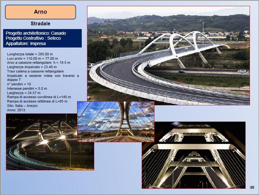 Viadotto Arno - Ing. P. Pistoletti