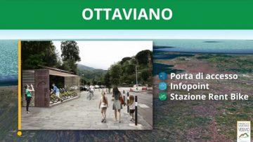 Vesuvio, nuova accessibilità per un parco ecosostenibile