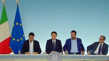 Legge di Bilancio 2019, fisco e deburocratizzazione: i provvedimenti del Governo Conte