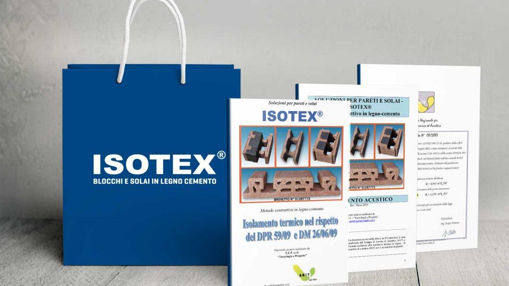 Certificazioni Isotex