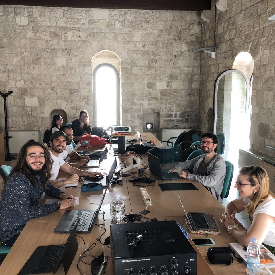 DigiLab, tra storia e innovazione nell'Isolato 47 del Poliba, sede di lavoro e studio nel cuore del borgo antico di Bari