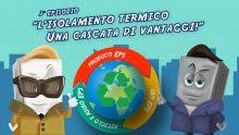 Mister Cappotto 3: online il terzo episodio sull'isolamento termico ETICS in EPS