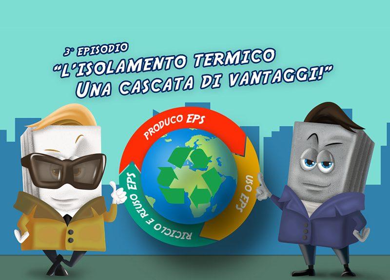 Mister Cappotto ep. 3: online la terza puntata della miniserie sull'isolamento termico