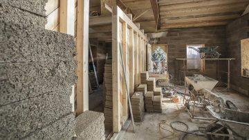 Costruire e risanare con la calce e la canapa