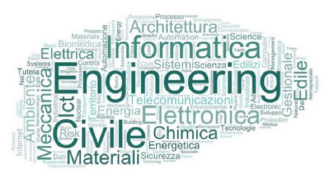 Università: in Italia piena copertura per i corsi in Ingegneria