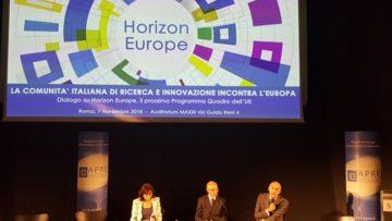 Horizon Europe: il futuro della ricerca e dell'innovazione per l'Italia in Europa