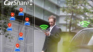 Car sharing a flusso libero, dove e come accedere al servizio