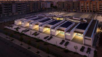 La nuova scuola NZEB di Bisceglie: l'edilizia passiva diventa strumento didattico