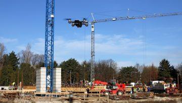 Droni per la protezione civile, si avvicina il primo campo di Rescue Drones Network