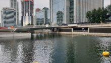 Londra, un nuovo ponte mobile per Canary Wharf