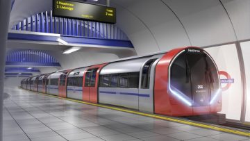 I treni hi-tech per la London Underground