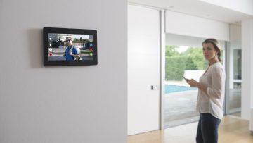 Videocitofoni per smart home: Came presenta XTS, videocitofono vivavoce, intelligente e di design