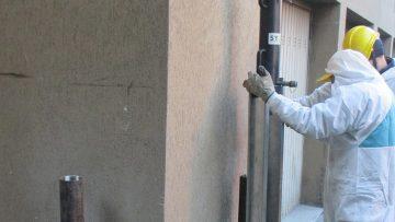 Il consolidamento delle fondazioni di un condominio di 5 piani in provincia di Bologna