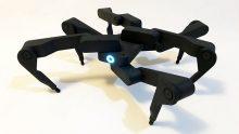 Robot domestici: ecco Z6, il nuovo ragno di Robugtix