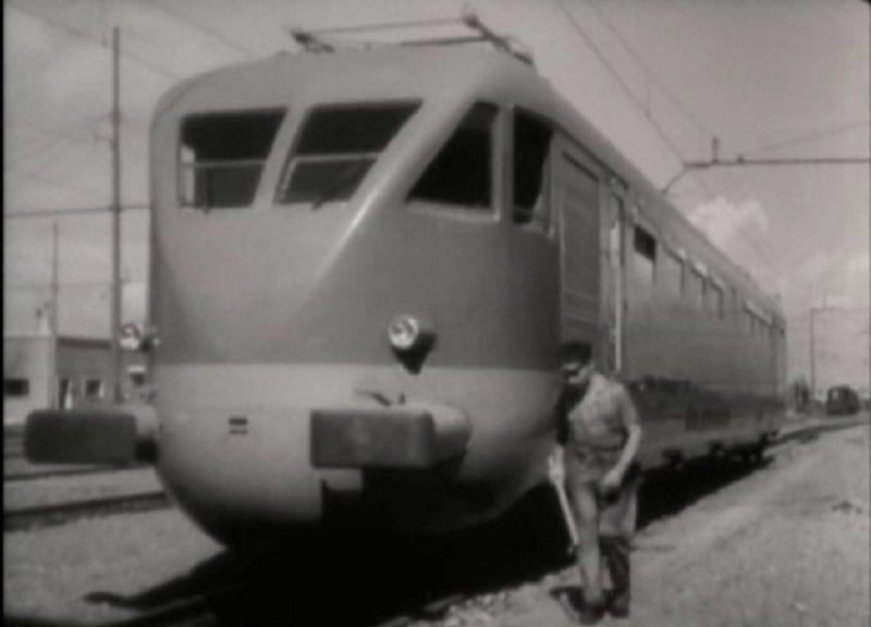 Il rapido del Sud - Cineteca FS 1949