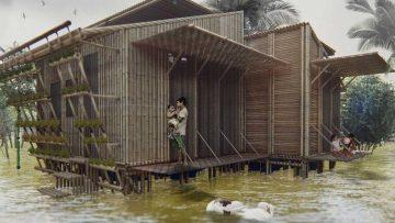 Disastri naturali: come vivere il transitorio secondo il progetto Core House