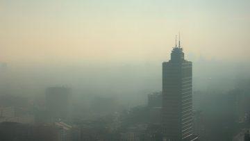 Inquinamento atmosferico, l'Italia sta soffocando