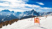 La sicurezza delle piste da sci: norme nazionali e regole di comportamento