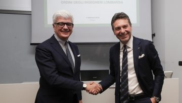 Nuovo Protocollo d'Intesa Lombardia-Ingegneri: professionisti e PA per una nuova cultura condivisa